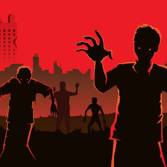 Zombie Apocalypse High School Youth Group - In person!