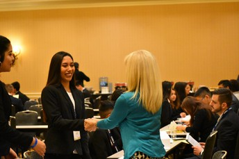 Judges are needed for DECA International Student Competition