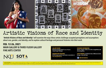 Artistic Visions of Race and Identity