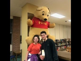 Pooh Corner Pic