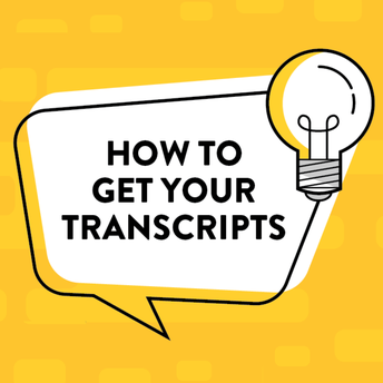 use parchment for transcript requests