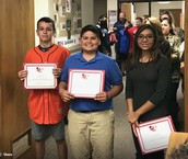 ECMS Students Attend Lone Star Leadership Academy