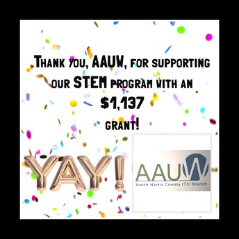 Another Grant!