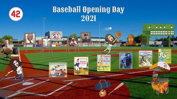Baseball Virtual Room