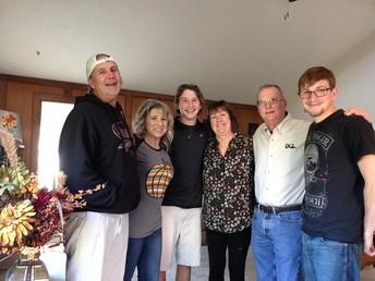 Samuelson's Thanksgiving