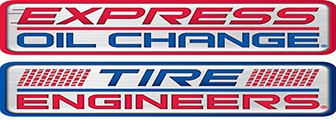 Express Oil Change Tire Engineers logo