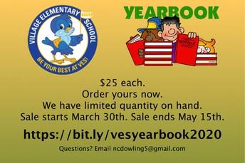 VES Yearbook