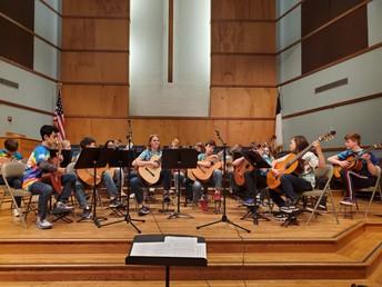 Classical Guitar Program