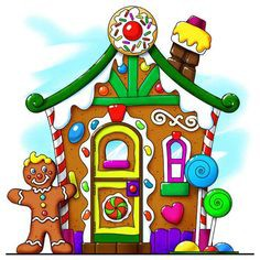 Gingerbread House Day!