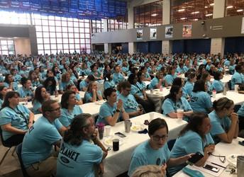 Oak Ridge Feeder Schools Kick-Off Together