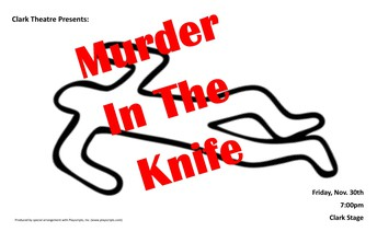 Murder In The Knife Room
