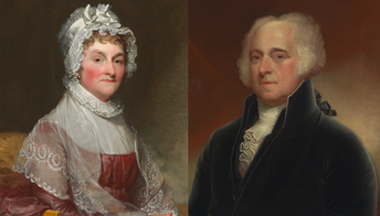 John and Abigail Adams Scholarship Reception