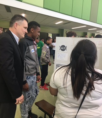Travis Science Academy MYP/IB Showcase