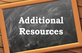 Additional Resources (Otros Recursos)