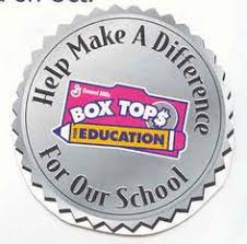 Box Tops in Education