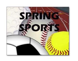 Spring Sports have arrived!
