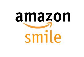 amazon smile logo in black & orange