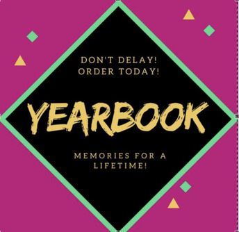 Yearbooks - TIME IS RUNNING OUT!⏱