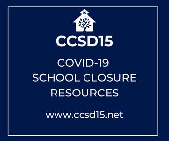 COVID-19 School Closure Resources