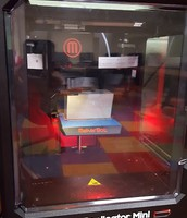 3D printing during Inventor 2