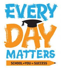 ATTENDANCE COUNTS- EVERYDAY!