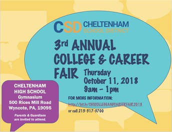 CHS College and Career Fair