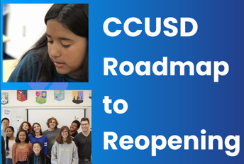 CCUSD Roadmap to Reopening