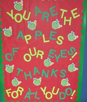 WE LOVE OUR PTA!