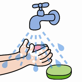 DO YOU KNOW THE RIGHT  WAY TO WASH YOUR HANDS? Tips from our School Nurse