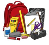 Henking School Supply List