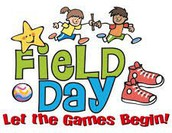 SAVE THE DATE!  Field Day Returns this June