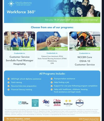 Ohio Guidestone Workforce 360