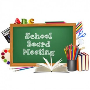 School Board meeting May 14, 2018 at Columbia Options High School, 7:00 pm