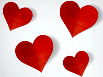 Valentine's Day Classroom Events are Friday, February 12