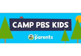 Summer Learning Ideas from Camp PBS Kids