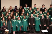 Sycamore High School Choir Ensembles Win Superior Ratings