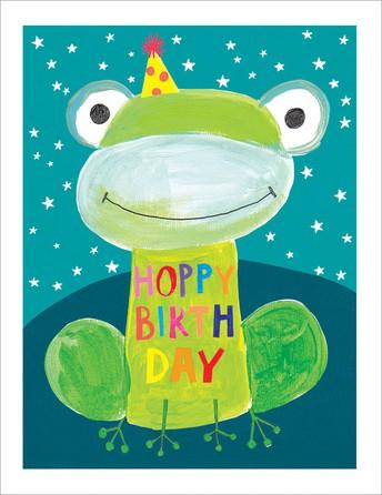 Frog Birthdays