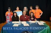 Thank you Judges, Palacios staff and Palacios Literacy Team!
