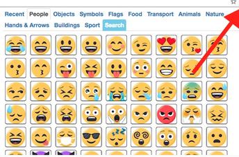 Tech Tip -Extension - Emoji Keyboard