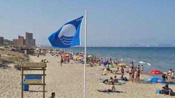 Playas con banderas azules