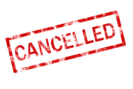After School Activities Cancelled Through April 30