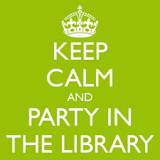 School Library Month Party