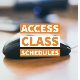 Access Student Schedules graphic