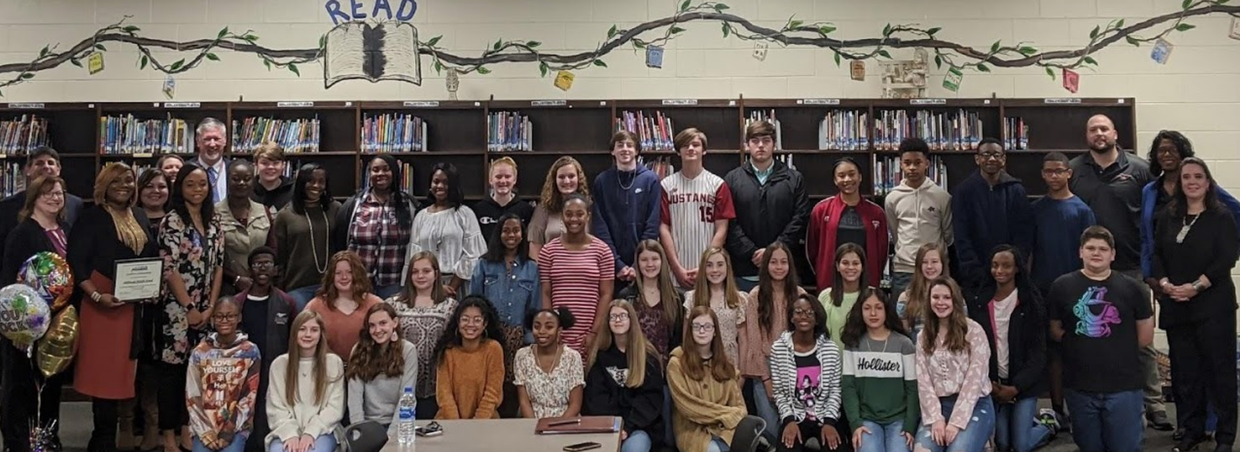 Millbrook Middle is Recognized for Excellence with ACCESS.
