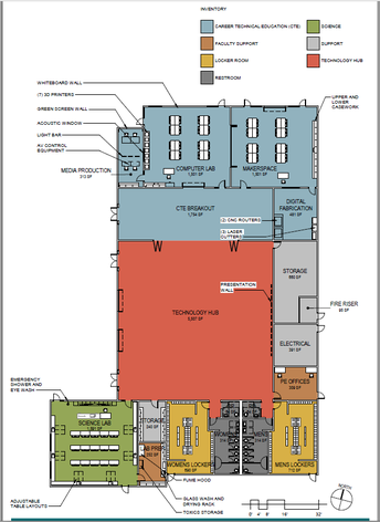 Big Campus Improvements Coming for Da Vinci Charter High School