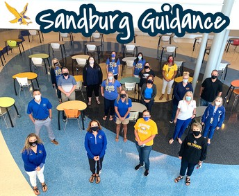 Student Services at Sandburg High School