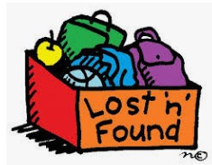Check Out Lost & Found!