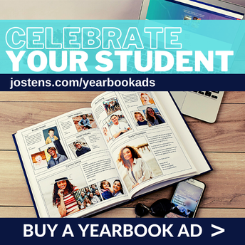 Order a Yearbook Ad for your 8th Grade Student!
