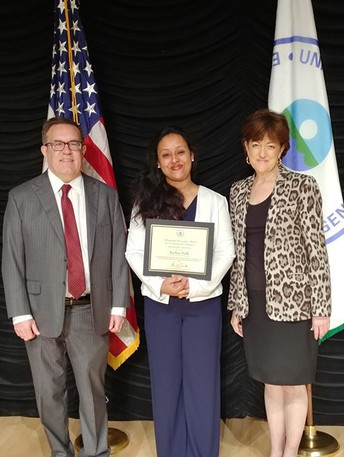 Rachna Nath honored