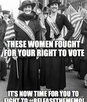 Suffragette's